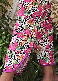 Detail front view Sleep Pants Set