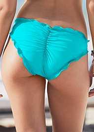 Alternate View Ruffle Scrunch Back Bottom