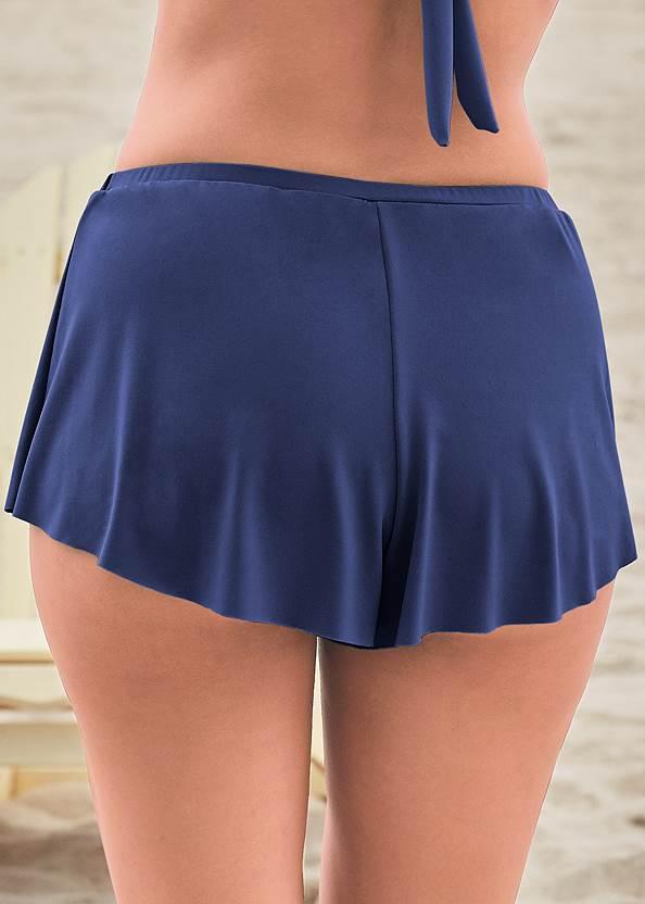 Detail back view Swim Full Coverage Shorts