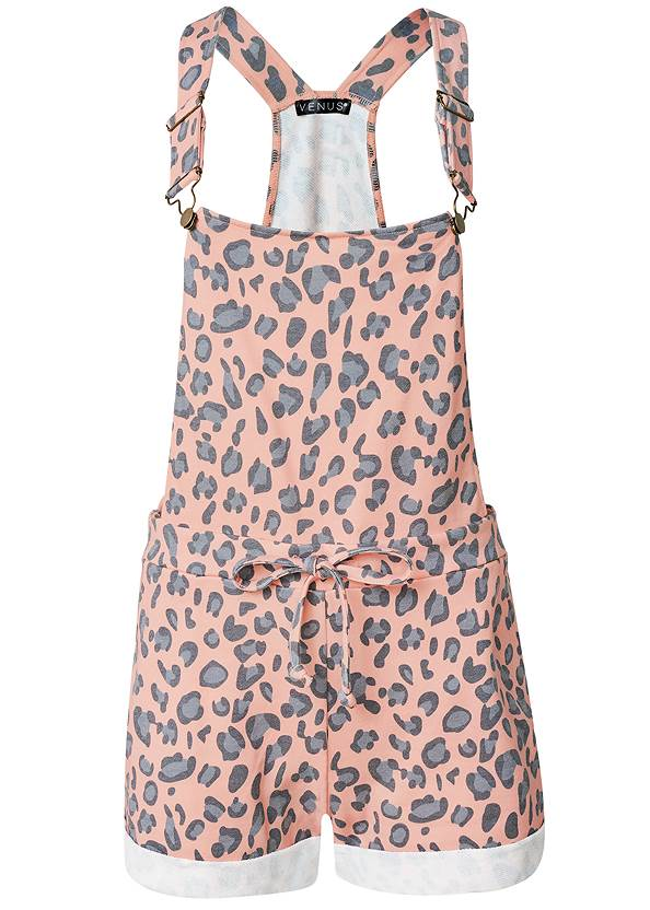 Lounge Short Overalls,Jean Jacket,Basic Cami Two Pack,Embellished Sandals,Hoop Detail Earrings,Leopard Fringe Crossbody