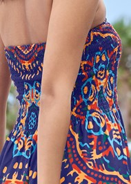 Alternate View Maxi Dress
