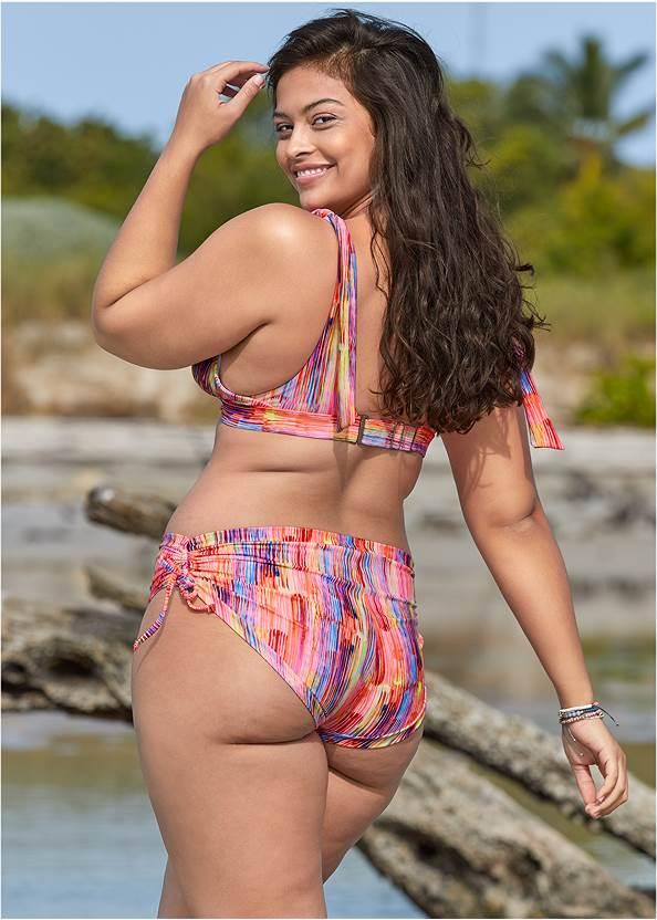 Back View Nikki Bralette Top