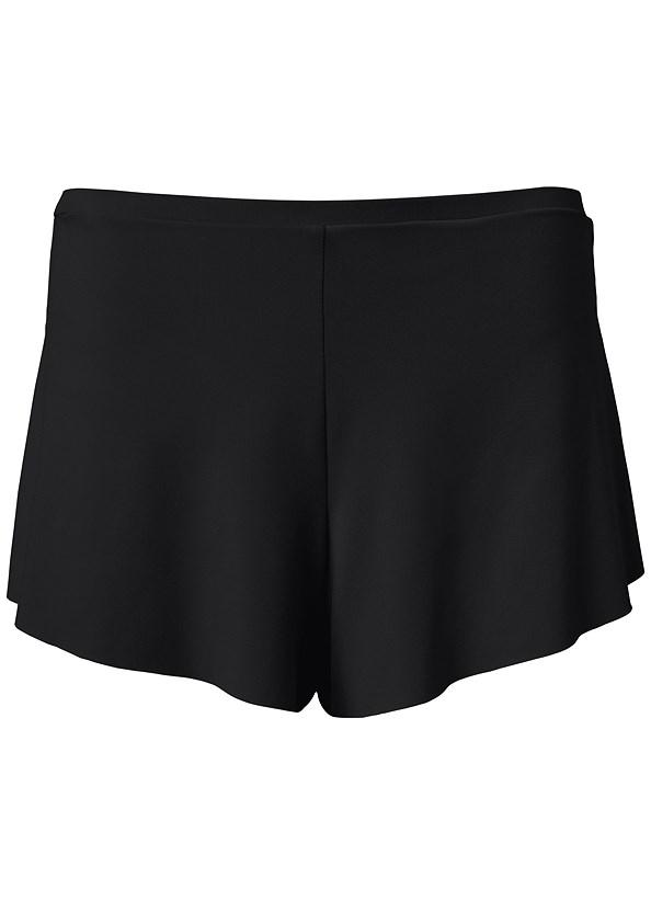 Swim Full Coverage Shorts,Marilyn Underwire Push Up Halter Top