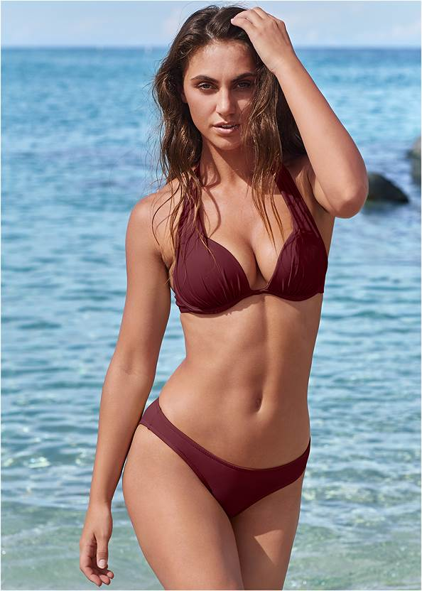 Low Rise Classic Bikini Bottom