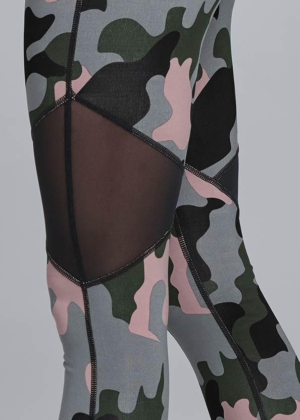 Alternate View Performance Mesh Leggings