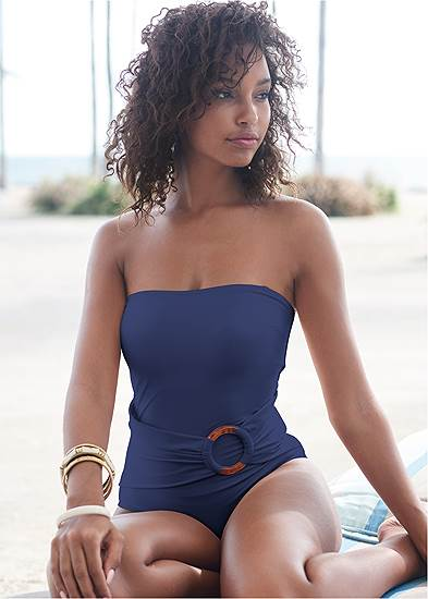 Bandeau Ring One-Piece