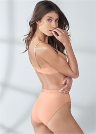 Back View Pearl™ By Venus Perfect Coverage Bra