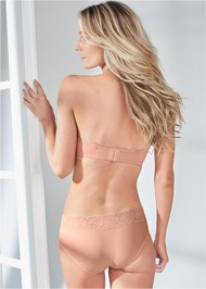 Back View Pearl™ By Venus Strapless Bra