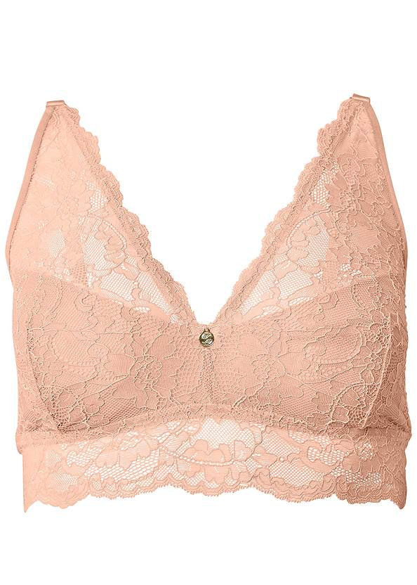 Ghost with background  view Pearl™ By Venus Lace Bralette
