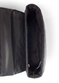 Flatshot open view Animal Chain Crossbody Bag