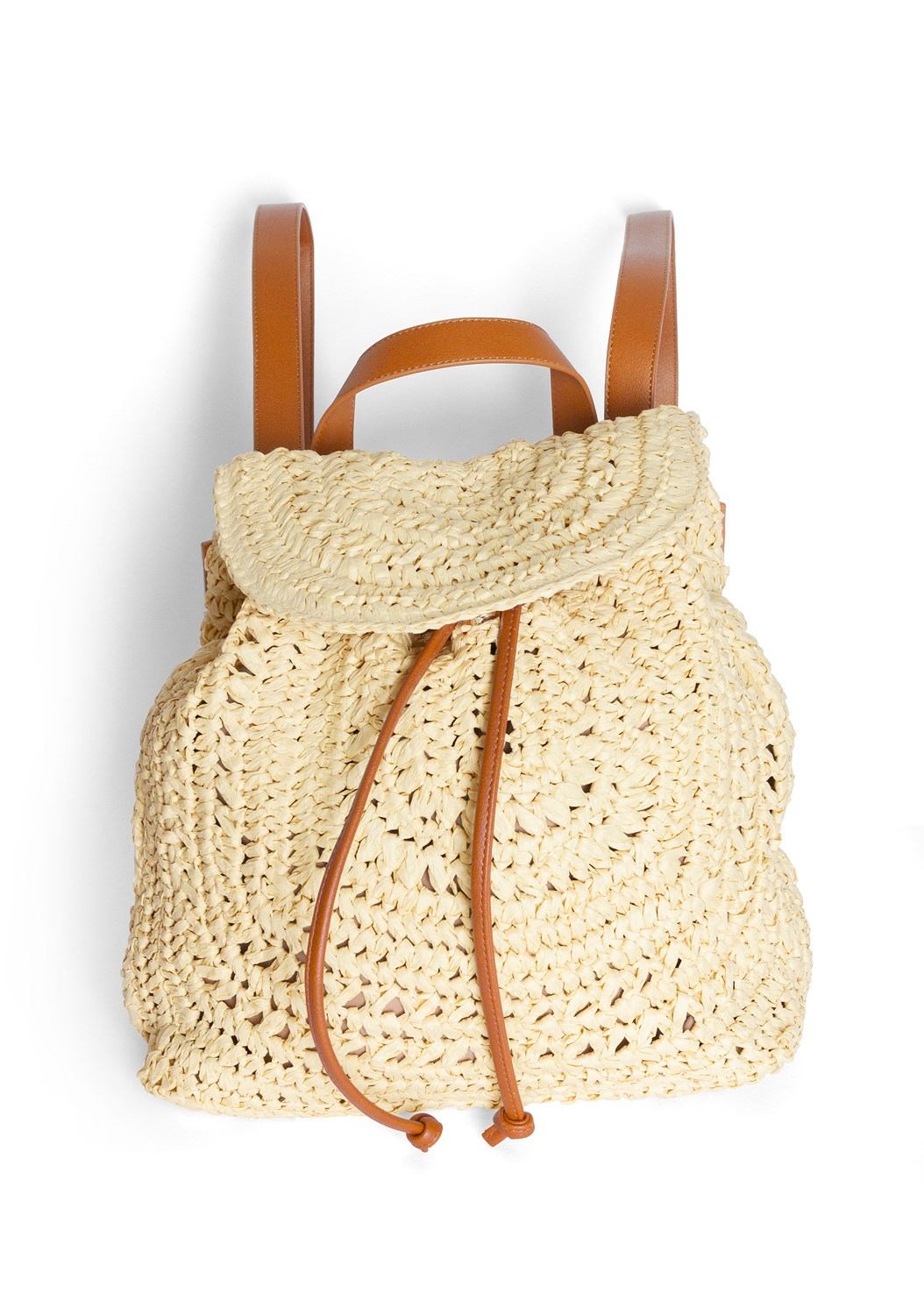 Boho Straw Backpack,Eyelet Cold Shoulder Hoodie,Color Capri Jeans,Comfort Rhinestone Sandals,Beaded Shell Hoops