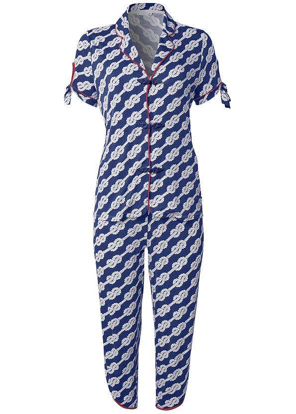Ghost with background  view Capri Sleep Set