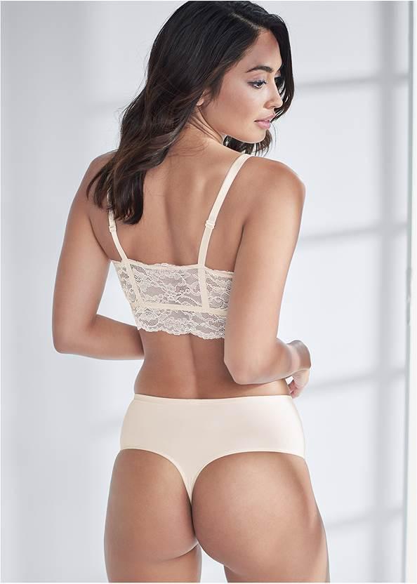 Back View Pearl™ By Venus Lace Bralette