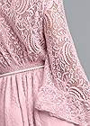 Alternate View Kimono Sleeve Maxi Dress