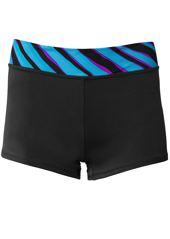 Ghost with background  view Swim Short