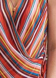Alternate View Wrap Kimono Cover-Up
