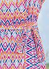 Alternate View Faux Wrap Coverup Dress