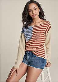 Alternate View Americana Sweater