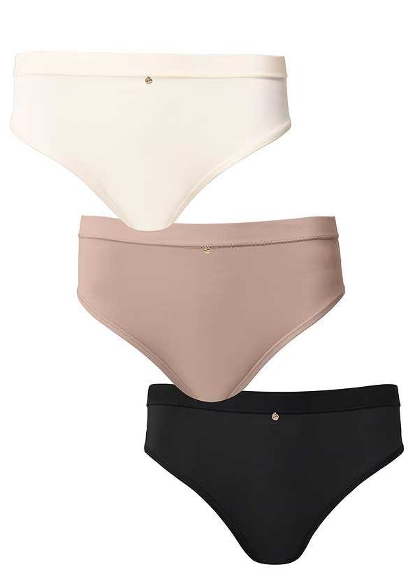 Pearl™ By Venus Retro High Leg Panty 3 Pack,Pearl™ By Venus Perfect Coverage Bra,Pearl™ By Venus Strappy Plunge Bra,Pearl™ By Venus Strapless Bra,Pearl™ By Venus Lace Bralette