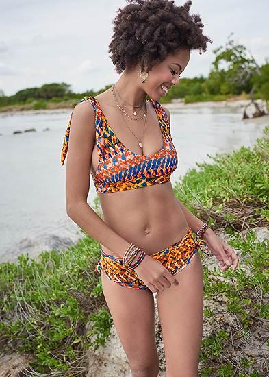 Plus Size Nikki Bralette Top