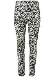 Alternate View Leopard Jeans