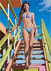 Full front view String Side Bikini Bottom