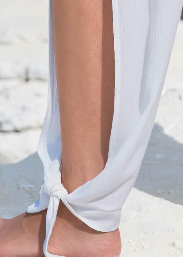 Alternate view Side Split Beach Pant
