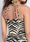 Alternate View Strappy Detail Top