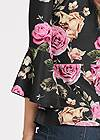 Alternate View Floral Print Top