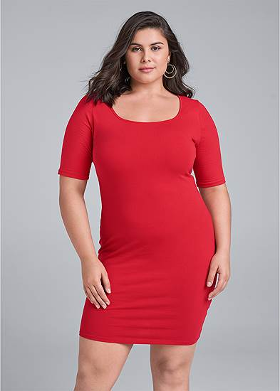Plus Size Long And Lean Dress