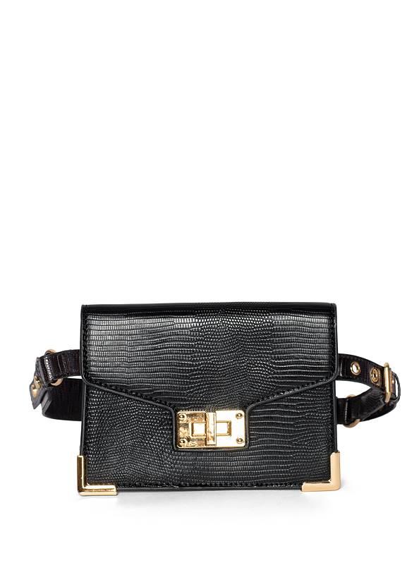 Structured Belt Bag