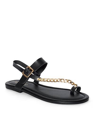 Chain Strap Sandal