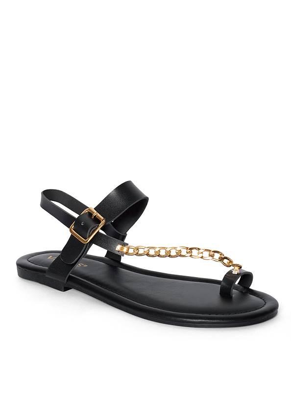 Chain Strap Sandal,Beaded Choker Necklace,Animal Chain Crossbody Bag