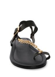 Alternate View Chain Strap Sandal