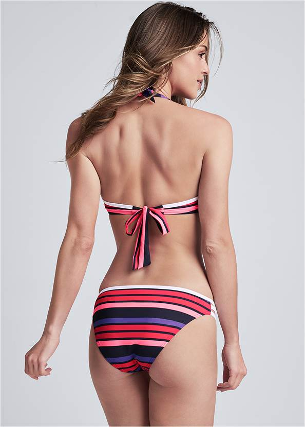 Back View Strappy Side Low Rise Bottom