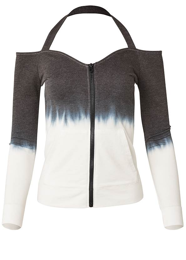 Alternate View Ombre Halter Lounge Top