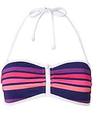 Alternate View Bandeau Bikini Top