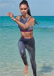 Full front view Sports Illustrated Swim™ Swim Pant