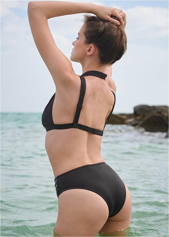 Back View Sports Illustrated Swim™ Brazilian Crisscross Top