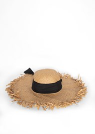Detail  view Packable Straw Hat