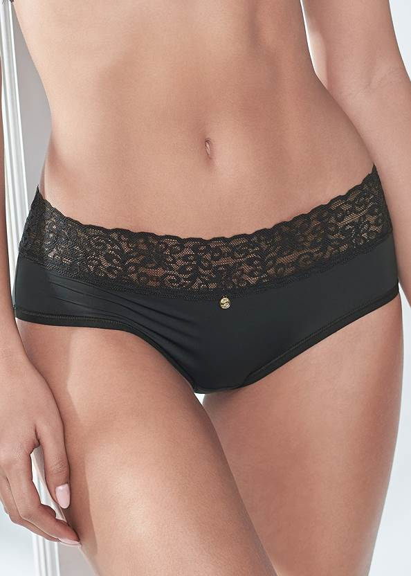 Alternate View Pearl™ By Venus Lace Trim Hipster 3 Pack