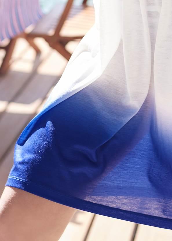 Detail front view Convertible Dress/Skirt