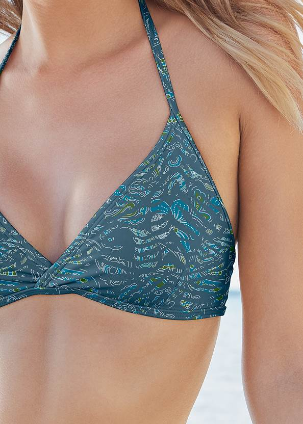 Alternate View All Day Halter Top