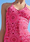 Detail front view Serene One-Piece