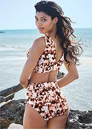 Back View Sports Illustrated Swim™ The Bahia Top