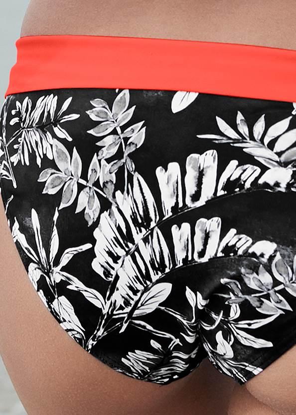 Alternate View Fold Waist Moderate Bottom
