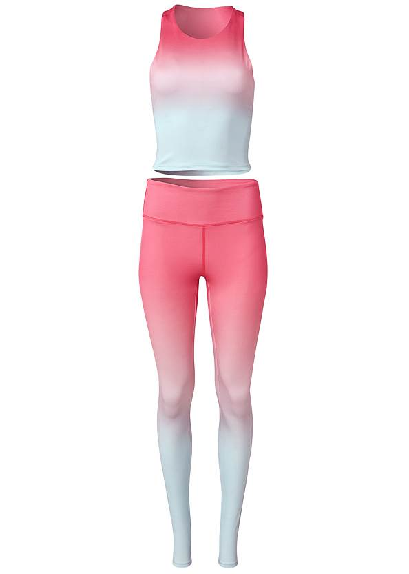 Alternate View Ombre Work Out Set