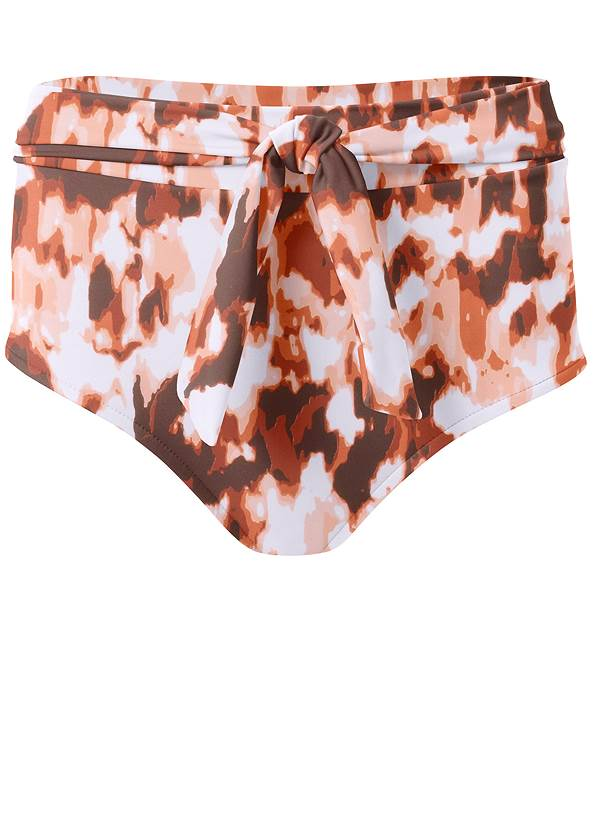 Ghost with background  view Sports Illustrated Swim™ High Waist Bottom