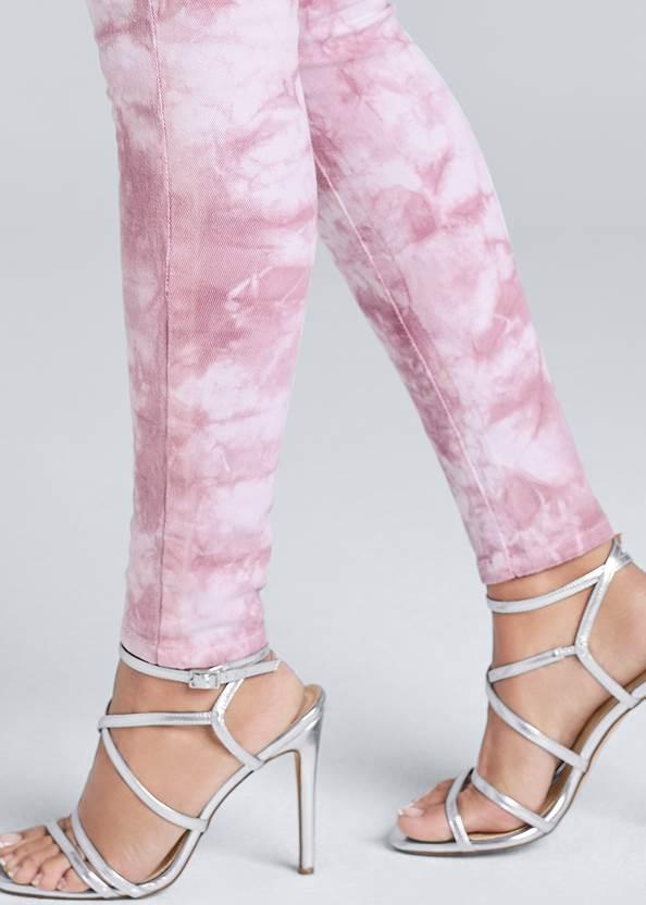 Alternate View Ripped Tie Dye Skinny Jeans