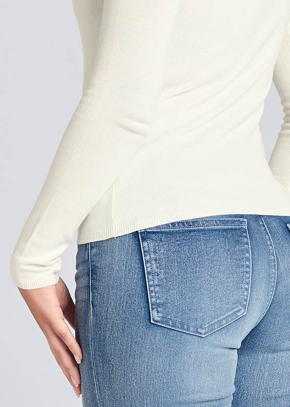 Alternate View Open Front Sweater